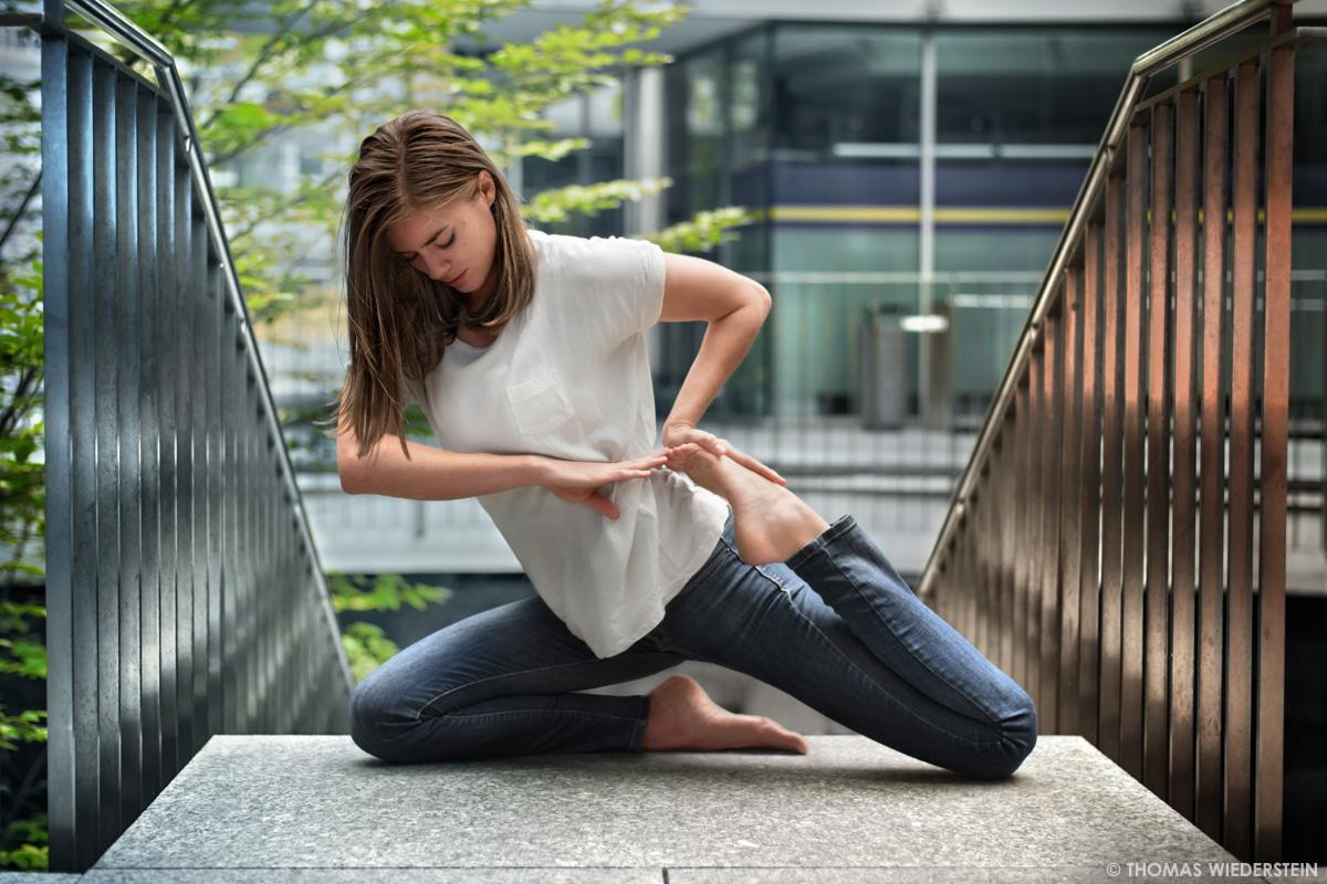 Yoga Sessions – Kerstin
