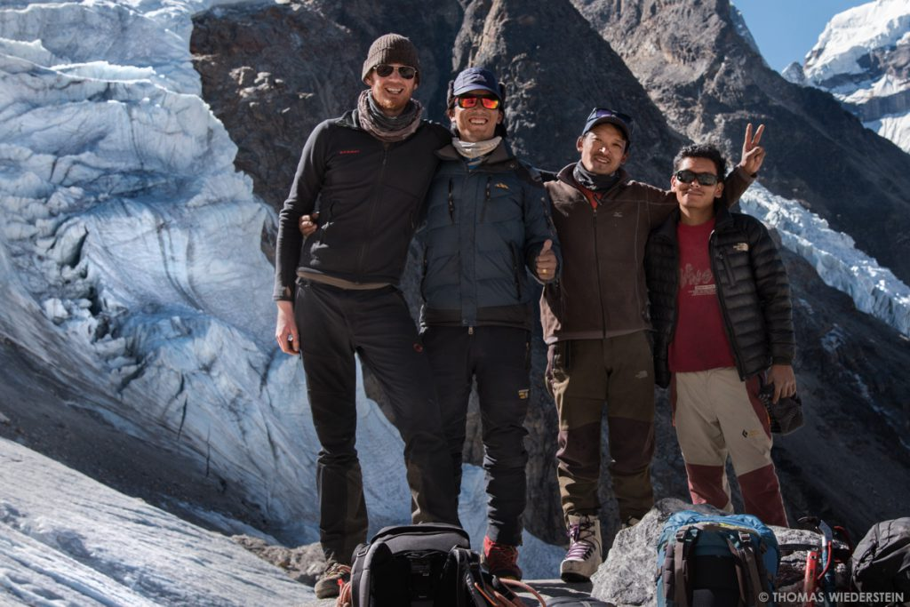 Nepal – Thanks To The Team