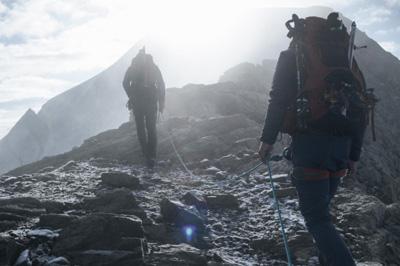 Alps – Piz Bernina & Piz Palü