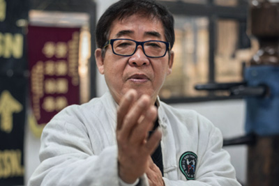 Hong Kong – Sam Lau Wing Chun